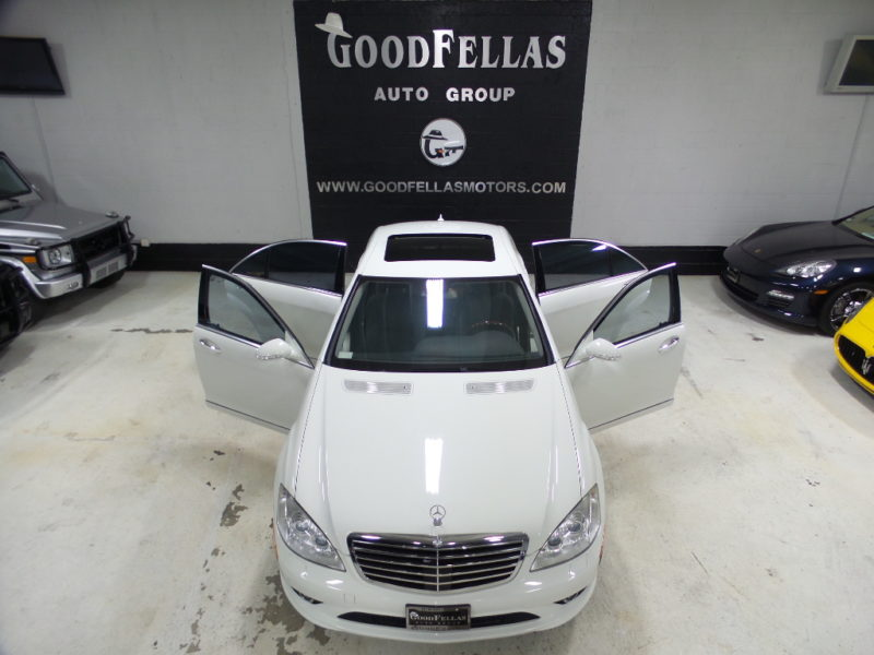 2008 mercedes benz s550 amg sport package goodfellas for Downtown la motors mercedes benz