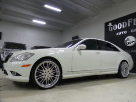 2008 Mercedes Benz S550 Amg Sport Package Goodfellas Auto Group Inc